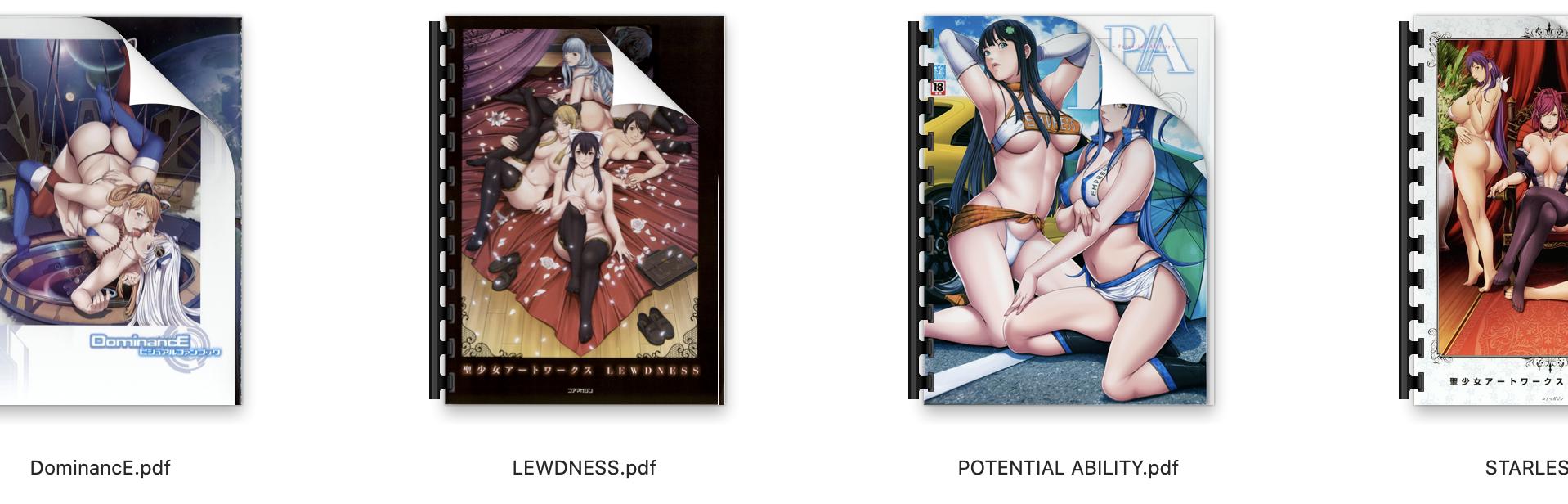 圣少女的四本设定集自制pdf