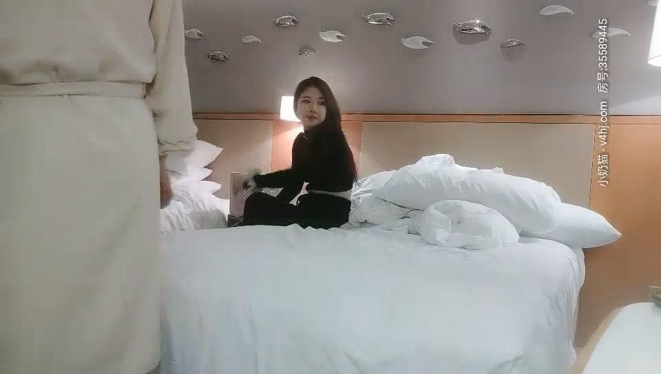 【探花郎李寻欢】11.25日约了个黑衣外围女 今天老李休息粉丝上